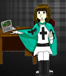 AOE me! :3 by ArellLP