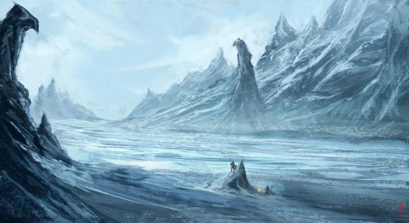 landscape 2 by JustMick