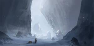 Halls of Snow
