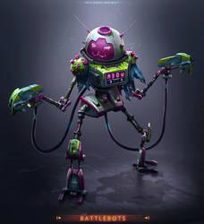 BattleBOT 2: K.A.T Bot... by JustMick