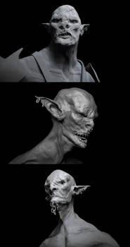 OrcSculptadoodles