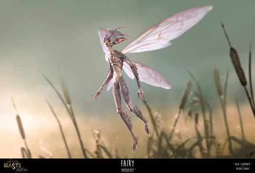 Fake-Tastic Beasts: Fairy