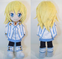 Colette plush - Tales of Symphonia by aSourLemon