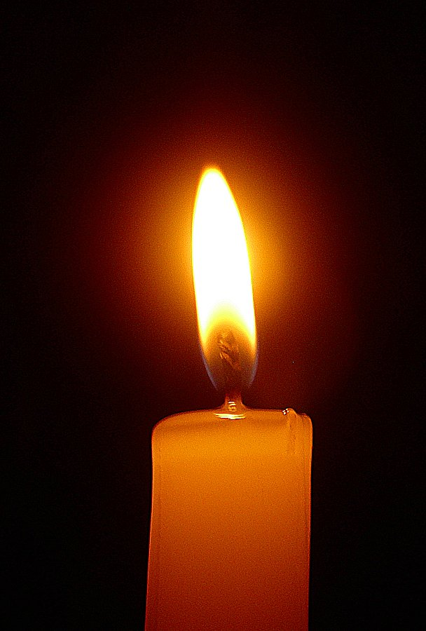 candle in the dark - photo #21