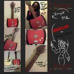 Marceline's Axe-Bass