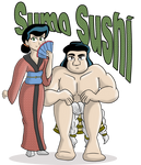 Sumo Sushi by CDRudd