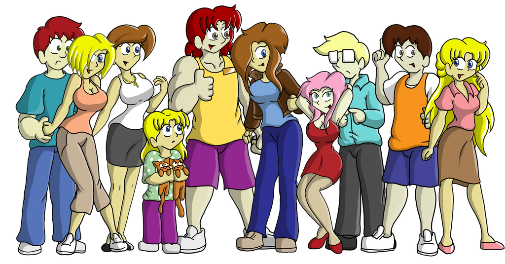 Character Group SailorSun.org