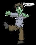 Zombie by CDRudd