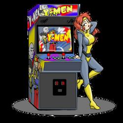 The Wotch, Y-Men Arcade by CDRudd