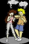 David and Honey Switcharoo
