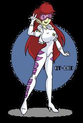 Pixie Ranger, QT-Red