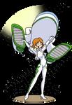 Pixie Ranger Chrissie - CHR1551E by CDRudd