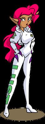 Pixie Ranger Lust