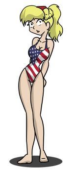 4th of July - Jeanie