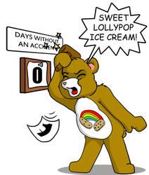Safety Care Bear