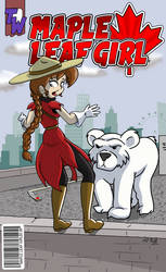 Maple Leaf Girl Cover 1