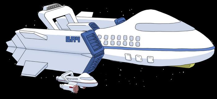 PIxie Ranger Cruiser vs Patrol ship