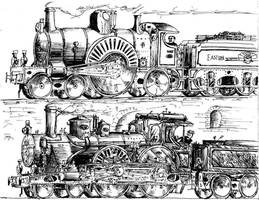 The Port-Line Races by PaxAeternum