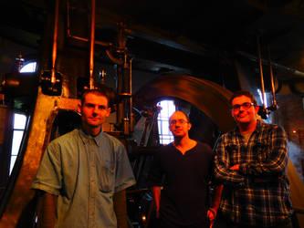 The Three Stooges by PaxAeternum