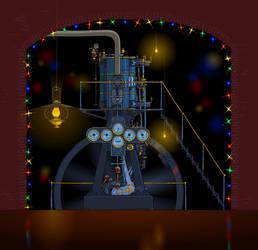 Merry Christmas from W.W.W. by PaxAeternum