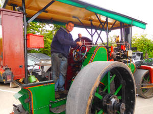 Townsend's Aveling