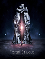 Portal Of Love by Sandra-Cristhina