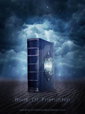 Book Of Friendship by Sandra-Cristhina