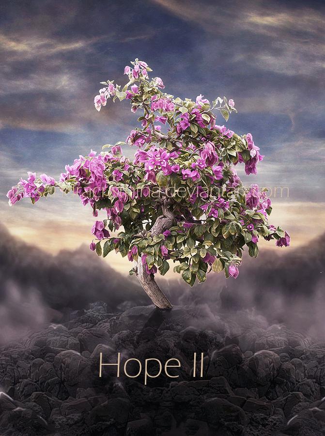 Hope II by Sandra-Cristhina