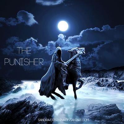 The Punisher by Sandra-Cristhina
