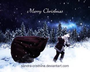 Ho Ho Ho Ho I'm Coming by Sandra-Cristhina
