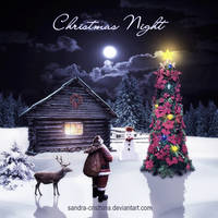 Christmas Night by Sandra-Cristhina