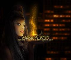 Make A Wish by Sandra-Cristhina