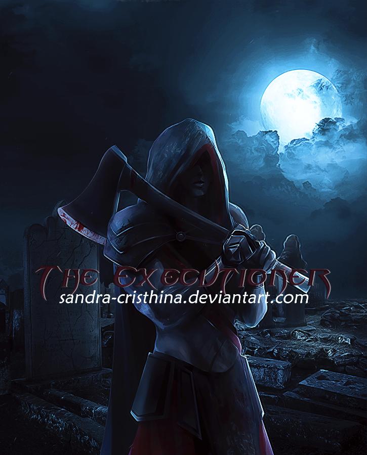 The Executioner by Sandra-Cristhina