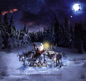 Ho Ho Ho Ho Merry Christmas! by Sandra-Cristhina