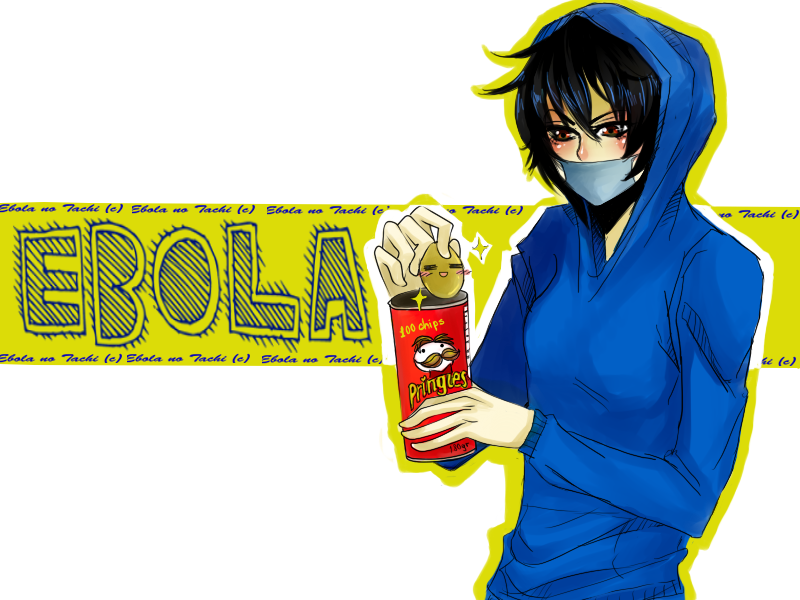 Ebola and Pringles