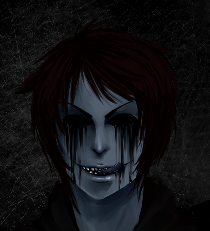 Eyeless Jack Wallpaper Eyeless jack by trostlosigkeit