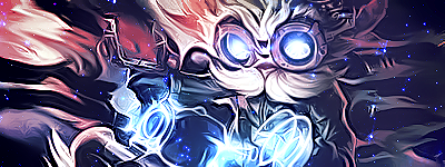 Heimerdinger | Forum Singature | League of Legends by TaigaLife