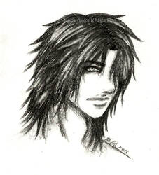 Kiyoshi by LupusDarkmoon