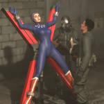Wonder Woman X Tied Blue