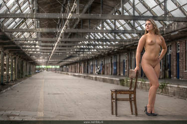 Diana at the station 4 by mdfoto