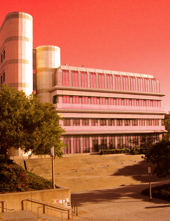 University of Mars,  Caspian by KyleOStreet