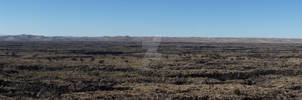 Valley of The Fires Panorama