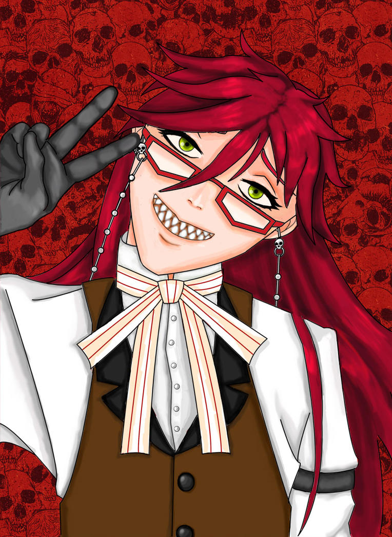 Grell- Finished by akemiusagi