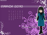 Kimi ni Todoke March Calendar