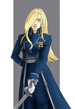 Olivier Mira Armstrong [Prize]