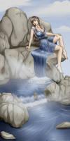 Lady Waterfall