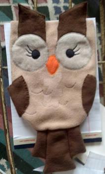 Owlicious WIP
