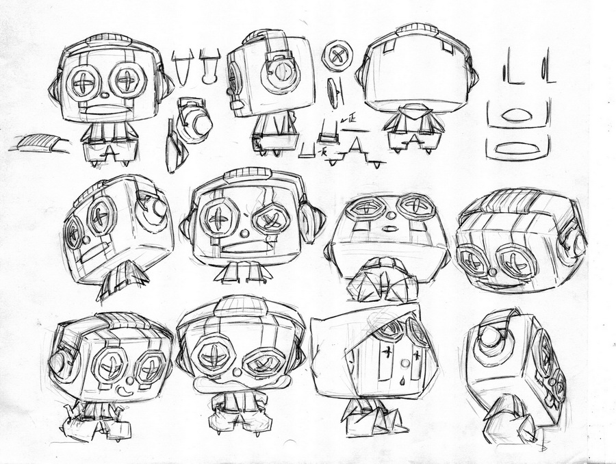 Character Design Styles Pdf : Character design style by wolfsmoke on deviantart