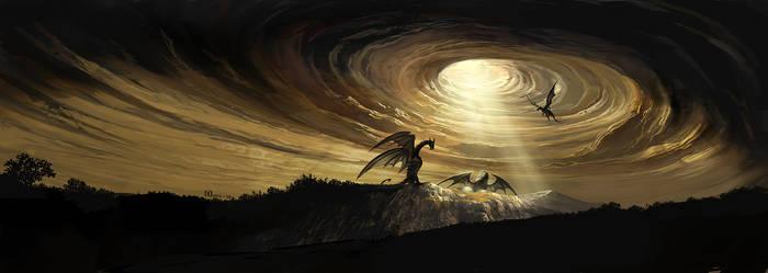 Lair Of Dragon