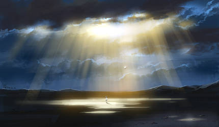 The Light Of Forgiveness